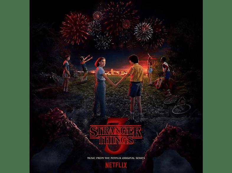 VARIOUS - Stranger Things: Soundtrack from the Netflix Origi [CD]