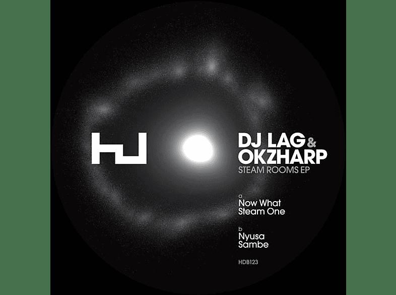 Dj Lag & Okzharp - Steam Rooms EP [Vinyl]