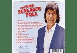 Bata Illic - Ich Find Schlager Toll-Das Beste  - (CD)
