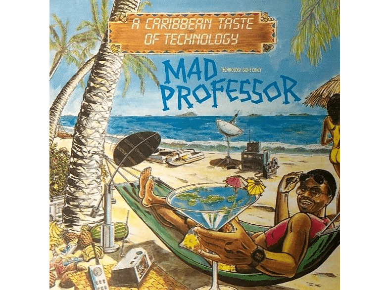 Mad Professor - A Carribean Taste Of Technology [Vinyl]