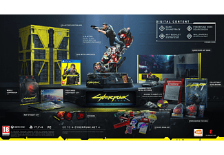 Cyberpunk 2077 Collectors Edition PlayStation 4