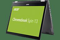 ACER Spin 13 (CP713-1WN-594K), Chromebook mit 13.5 Zoll Display, Core™ i5 Prozessor, 8 GB RAM, 64 GB eMMC, Intel® UHD-Grafik 620, Anthrazit