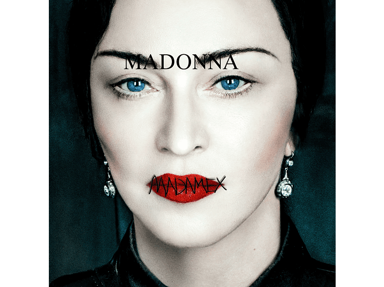Madonna - Madame X (1CD in Jewel Case + Booklet) [CD]