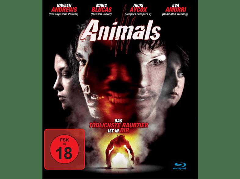Wolves - Das tödlichste Raubtier ist in dir [Blu-ray]