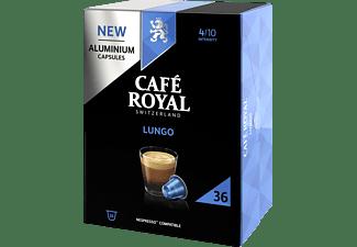 CAFE ROYAL Lungo Alu Kaffeekapseln (Nespresso)