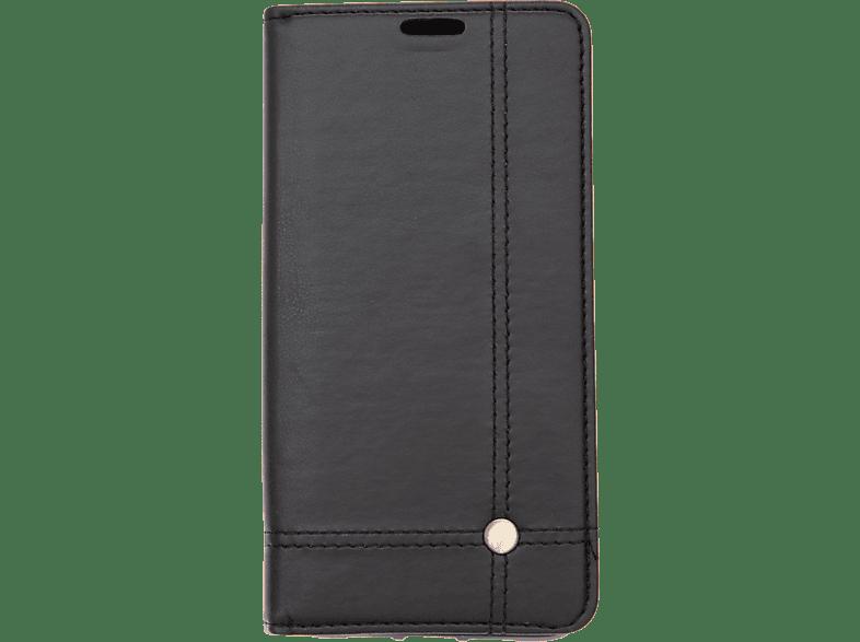 V-DESIGN VPR 090 Bookcover Xiaomi Mi 9 Kunstleder Schwarz