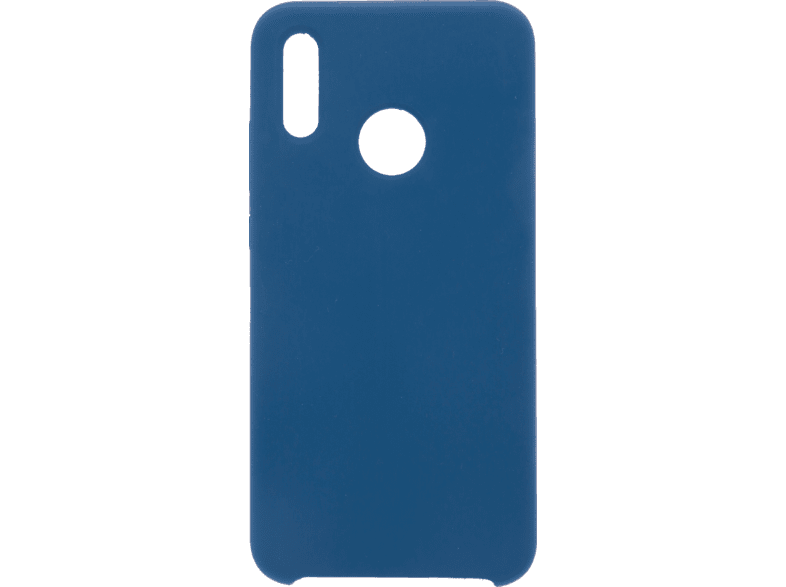 V-DESIGN PSC 090 , Backcover, Huawei, P Smart (2019), Thermoplastisches Polyurethan, Blau