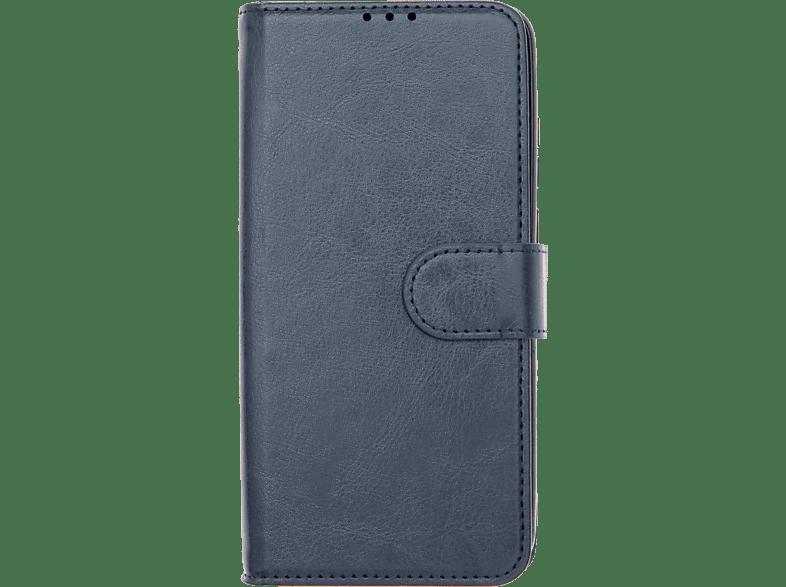 V-DESIGN V-2-1 275 , Bookcover, Huawei, P Smart (2019), Kunstleder, Blau