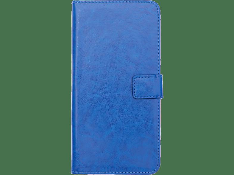 V-DESIGN BV 465 , Bookcover, Samsung, Galaxy A7, Kunstleder, Blau