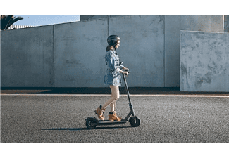 Patinete eléctrico - Xiaomi Mi Electric Scooter Pro, Vel. 25 km/h, 45 km autonomia, Pantalla, Negro