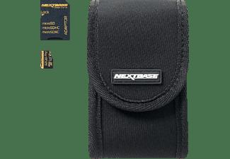 NEXTBASE NBDVRS2GP32U3 GO PACK, Tragetasche, 32 GB Speicherkarte, Adapter, Schwarz