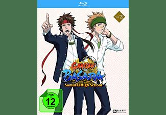 Gakuen Basara - Samurai High School Blu-ray