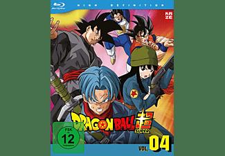 Dragonball Super - 4. Arc: Trunks aus der Zukunft - Episoden 47-61 Blu-ray