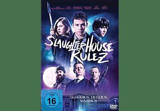 Slaughterhouse Rulez DVD