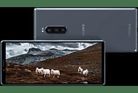 SONY Xperia 1 21:9 Display 128 GB Grau Dual SIM
