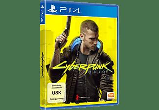 CYBERPUNK 2077 - Day 1 Steel-Edition - [PlayStation 4]