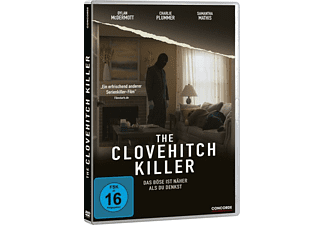 The Clovehitch Killer DVD
