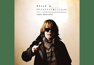 Helge Schneider - Partypeople (beim Fleischer)  - (CD)