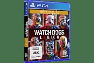 Watch Dogs: Legion (Gold Edition) [PlayStation 4]