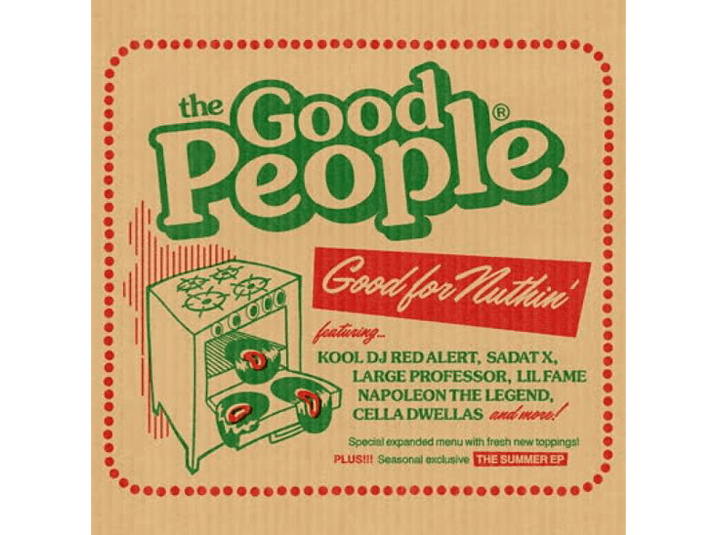 Good People - Good For Nuthin+The Summer EP [CD]