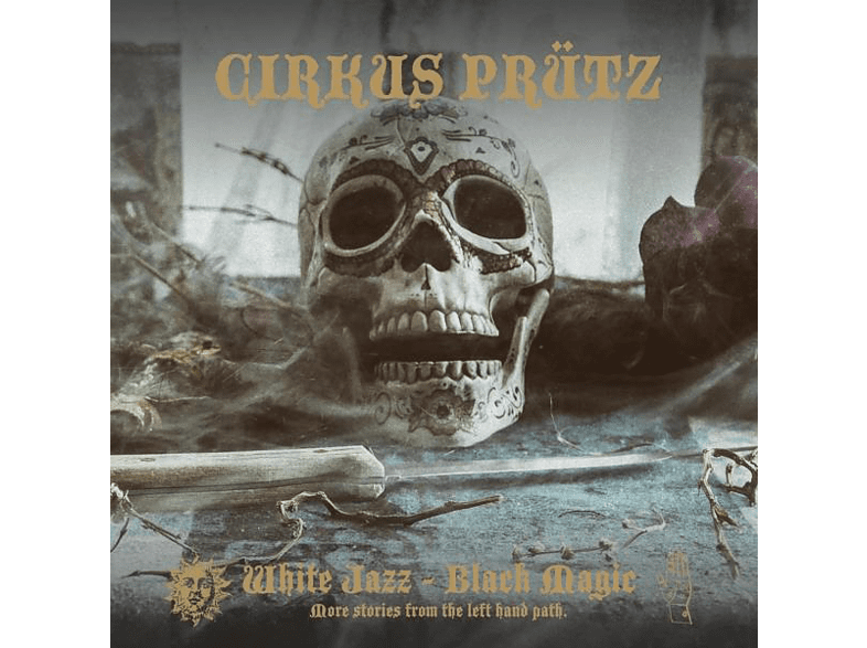 Cirkus Prütz - White Jazz-Black Magic (Digipak) [CD]
