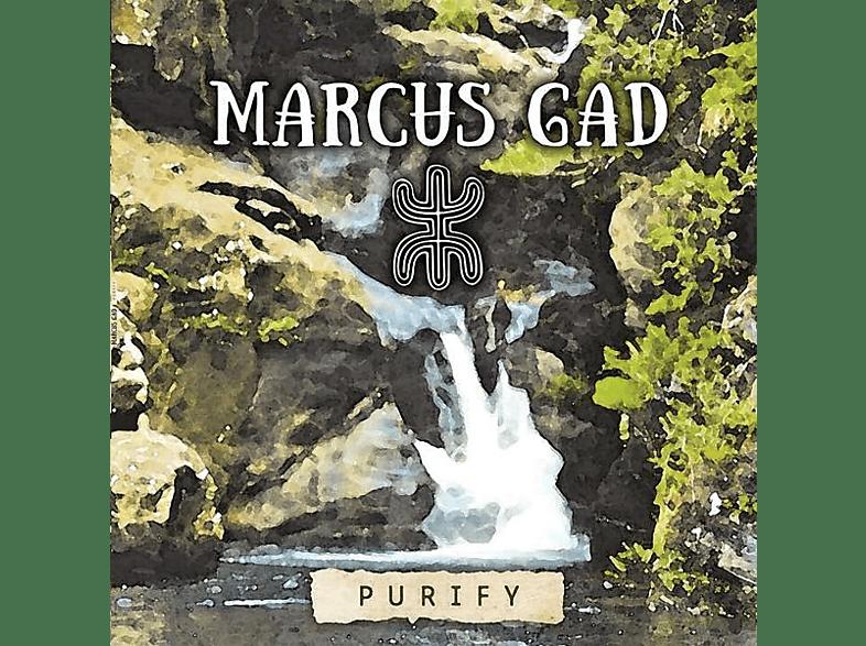 Marcus Gad - Purify EP (Lim.Ed.) [Vinyl]