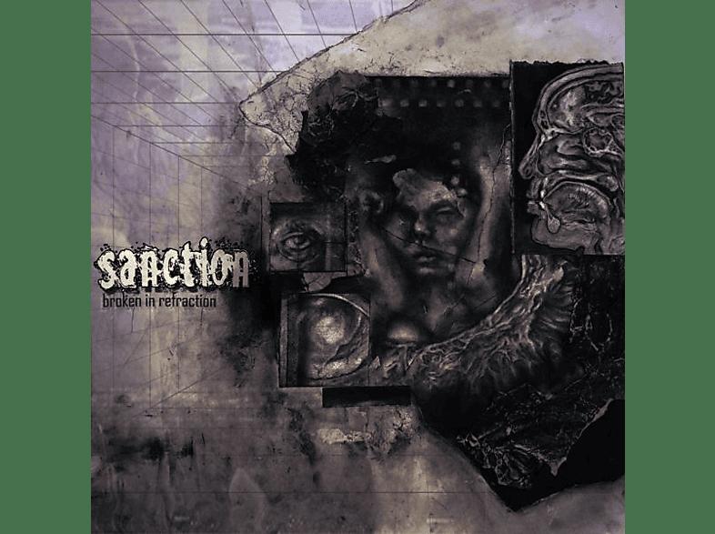 Sanction - Broken In Refraction (Coloured Vinyl) [Vinyl]
