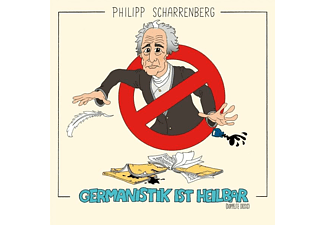 Philipp Scharrenberg - Germanistik ist heilbar  - (CD)