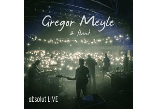 Gregor & Band Meyle - Gregor Meyle & Band-absolut Live  - (CD)