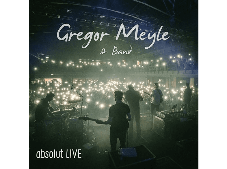 Gregor & Band Meyle - Gregor Meyle & Band-absolut Live [CD]