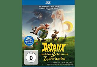 Asterix und das Geheimnis des Zaubertranks 3D Blu-ray (+2D)