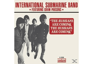 The International Submarine B - 7-TRUCK DRIVING MAN  - (Vinyl)