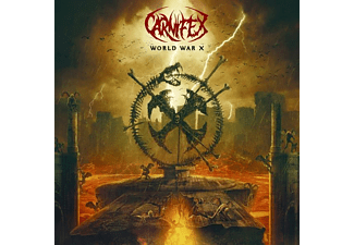 Carnifex - World War X  - (CD)