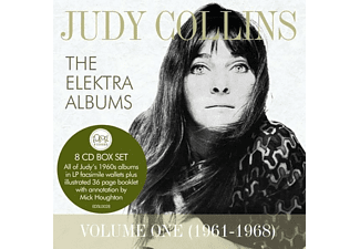 Judy Collins - The Elektra Albums Vol.1 (1961-68)  - (CD)