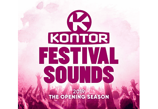 VARIOUS - Kontor Festival Sounds 2019-The Opening Season [CD]