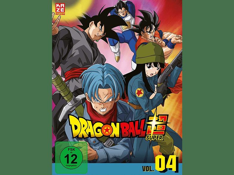 Dragonball Super - 4. Arc: Trunks aus der Zukunft - Episoden 47-61 [DVD]