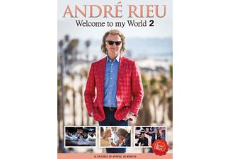 André Rieu - Welcome To My World 2 DVD