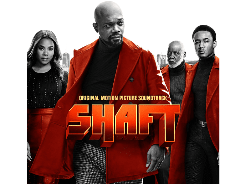 Shaft (original Motion Picture Soundtrack) - Shaft [CD]