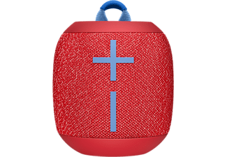 ULTIMATE EARS Draagbare Bluetooth speaker Wonderboom 2 Radical Red (984-001563)
