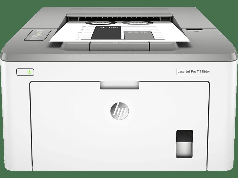 HP LaserJet M118dw Laser Laserdrucker WLAN