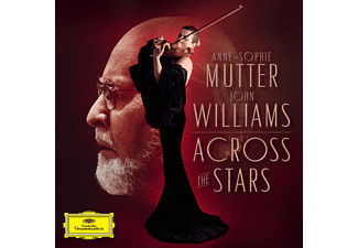 Anne-Sophie Mutter - Across The Stars - (CD)
