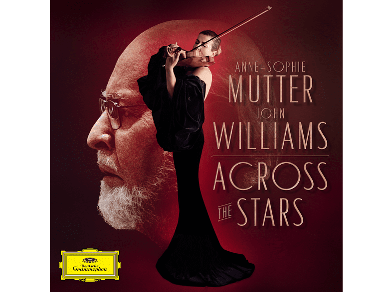 Anne-Sophie Mutter - Across The Stars [CD]