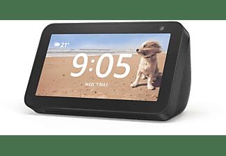 AMAZON Echo Show 5 – kompaktes Smart Display mit Alexa, schwarz