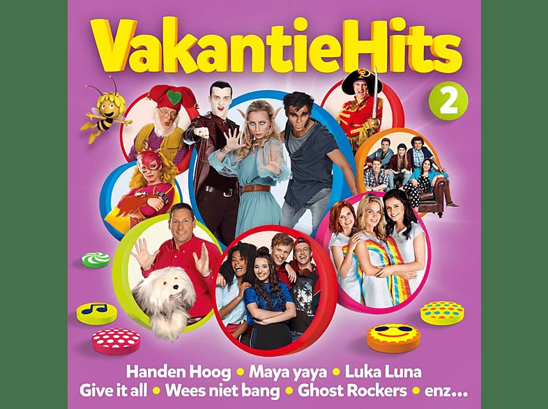 Verschillende artiesten - Vakantie Hits 2 CD