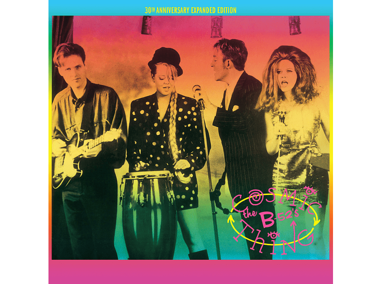 The B-52's - Cosmic Thing: 30th Anniversary Expanded Edition CD