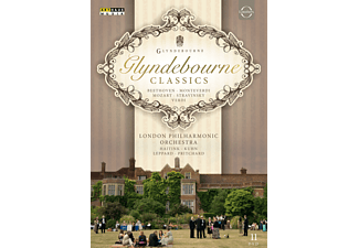 VARIOUS, The London Philharmonic Orchestra - Glyndebourne Festival-Classics  - (DVD)