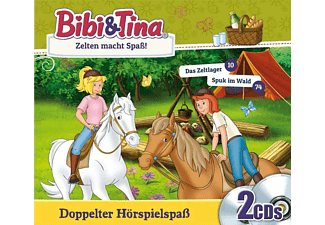 Bibi+tina - Zelten macht Spaß  - (CD)