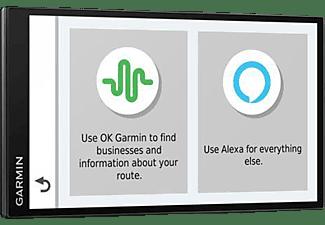 GARMIN DriveSmart 65 mit Amazon Alexa PKW Europa