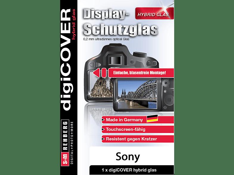 S+M Digicover Hybrid Displayschutzglas, Transparent