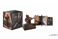 Texas Chainsaw: Leatherface Büste + Mediabook (TC Unrated Version+TC Massacre) 222 Stück nummeriert [Blu-ray]